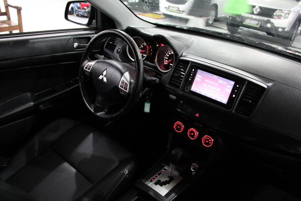Imagem do veículo MITSUBISHI LANCER 2.0 16V GASOLINA 4P AUTOMÁTICO