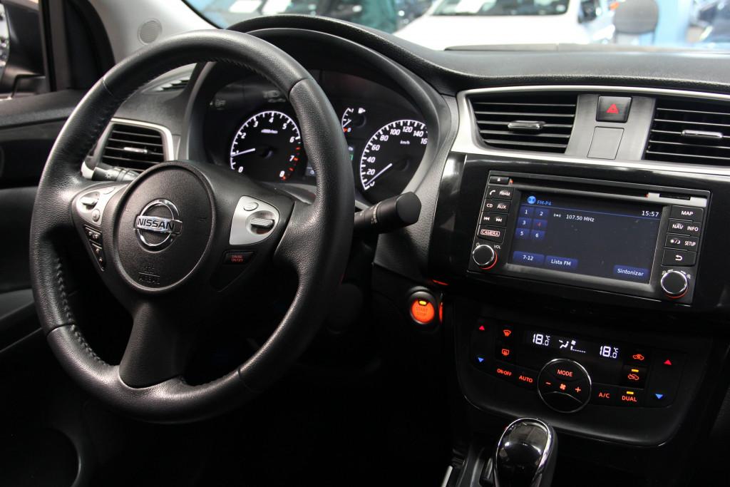 Imagem do veículo NISSAN SENTRA 2.0 SV 16V FLEXSTART 4P AUTOMÁTICO