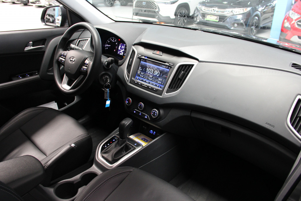 Imagem do veículo HYUNDAI CRETA 1.6 16V FLEX SMART AUTOMÁTICO