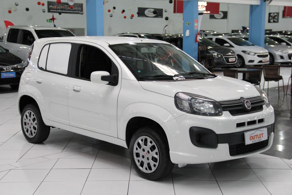 Imagem do veículo FIAT UNO 1.0 FURGÃO 8V FLEX 4P MANUAL