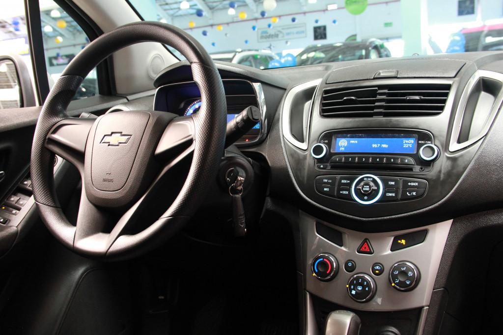 Imagem do veículo CHEVROLET TRACKER 1.8 MPFI LT 4X2 16V FLEX 4P AUTOMÁTICO