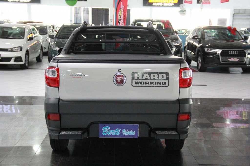 Imagem do veículo FIAT STRADA 1.4 MPI HARD WORKING CD 8V FLEX 3P MANUAL