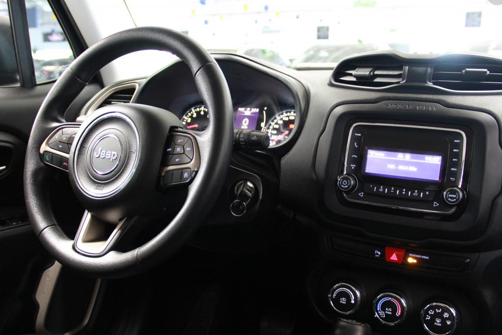 Imagem do veículo JEEP RENEGADE 1.8 16V FLEX SPORT 4P AUTOMÁTICO