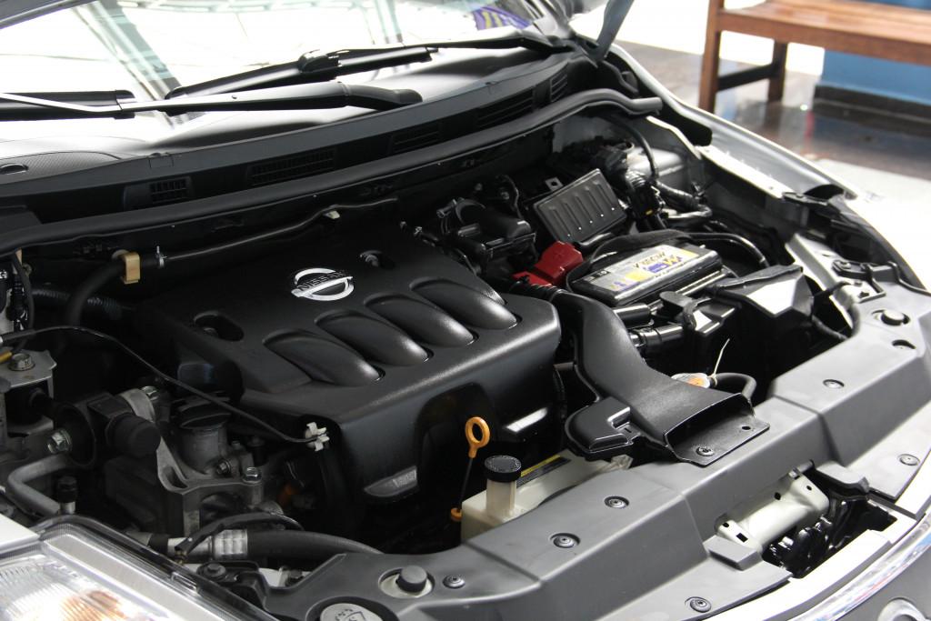 Imagem do veículo NISSAN TIIDA 1.8 S 16V FLEX 4P MANUAL