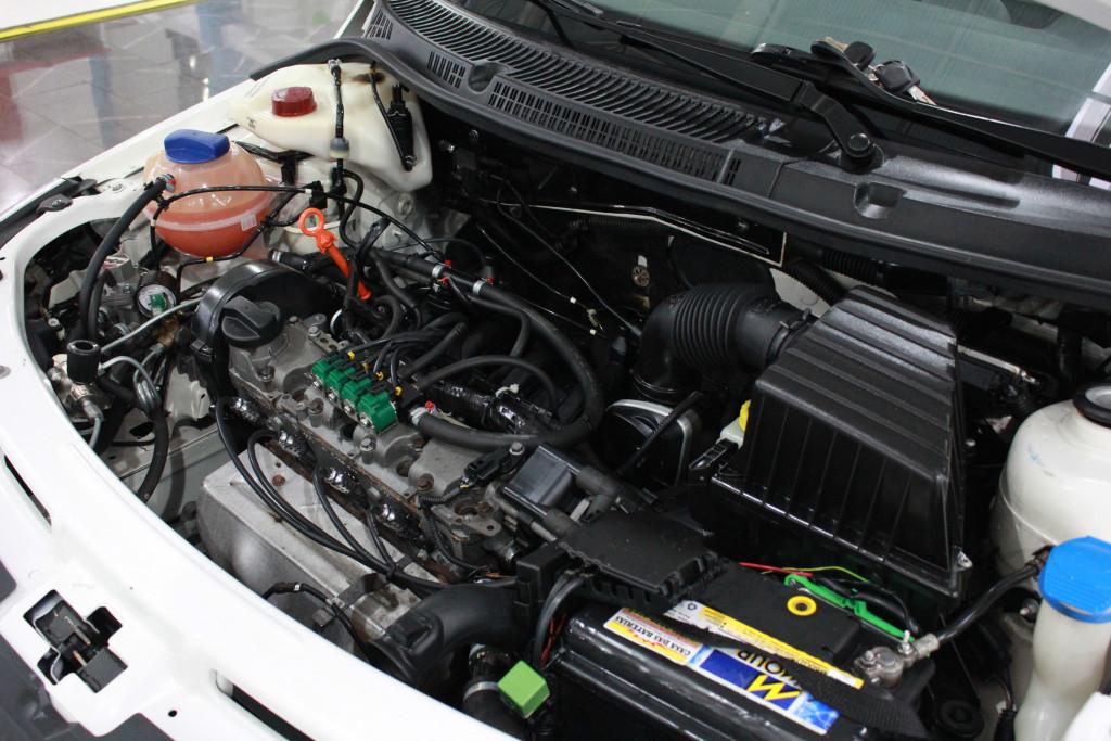 Imagem do veículo VOLKSWAGEN SAVEIRO 1.6 mi cs 8v flex 2p manual g.v