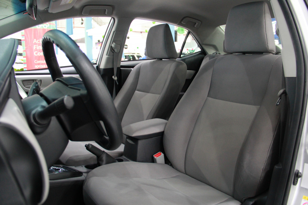 Imagem do veículo TOYOTA COROLLA 1.8 gli 16v flex 4p automatico