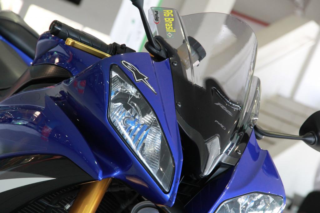 Imagem do veículo Yamaha YZF R-6 600