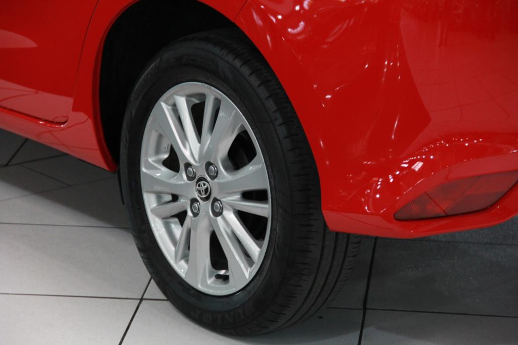 Imagem do veículo TOYOTA YARIS 1.3 16V FLEX XL MULTIDRIVE