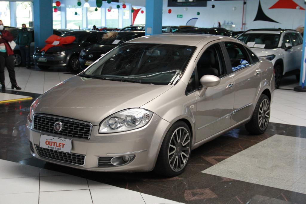 FIAT LINEA 1.9 MPI 16V FLEX 4P AUTOMATIZADO
