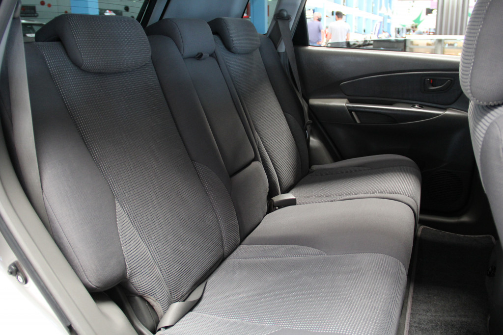Imagem do veículo HYUNDAI TUCSON 2.0 MPFI GL 16V 142CV 2WD GASOLINA 4P AUTOMÁTICO