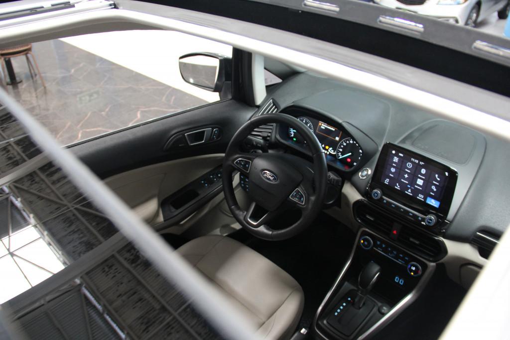 Imagem do veículo FORD ECOSPORT 2.0 TITANIUM 16V FLEX 4P AUTOMÁTICO