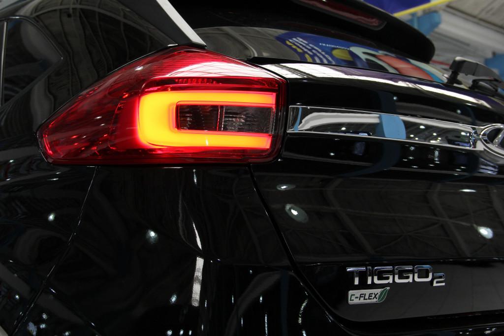 Imagem do veículo CHERY TIGGO 2 1.5 MPFI 16V FLEX LOOK 4P AUTOMÁTICO