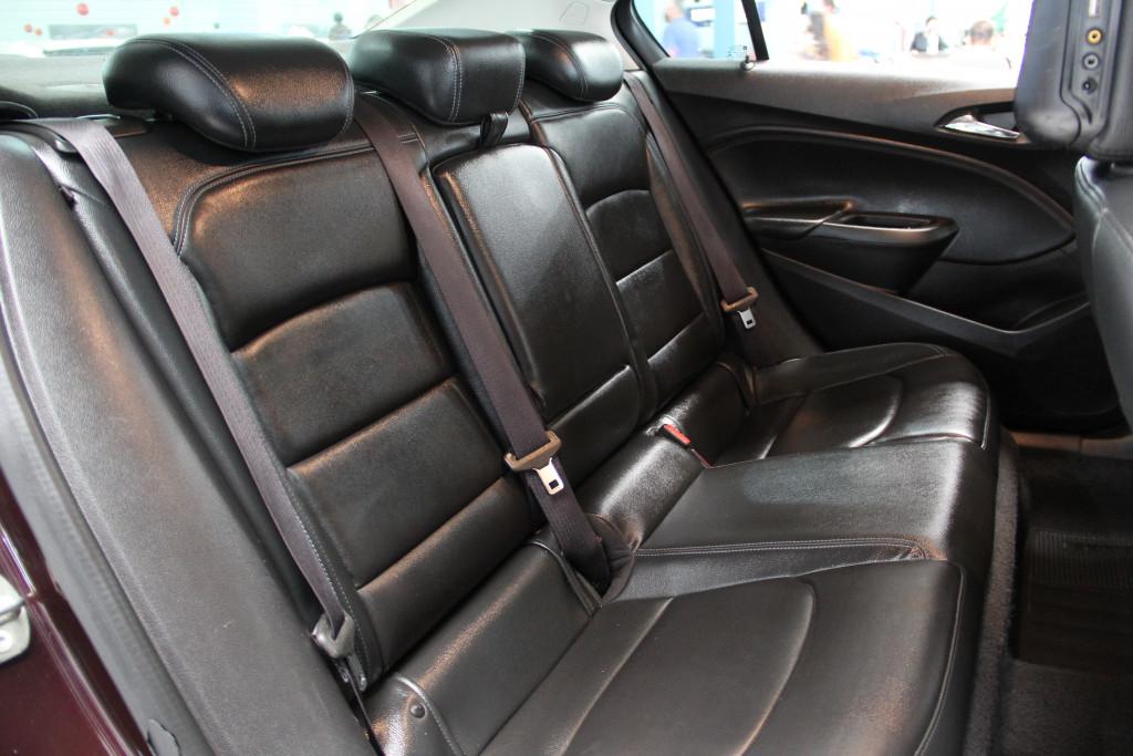Imagem do veículo CHEVROLET CRUZE 1.4 TURBO LT 16V FLEX 4P AUTOMÁTICO