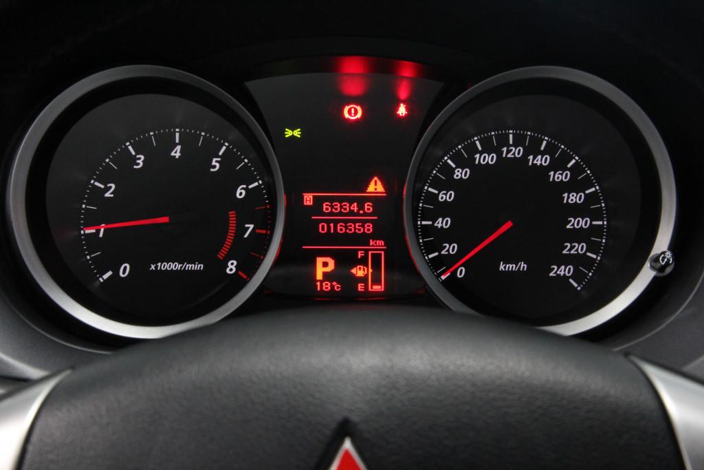 Imagem do veículo MITSUBISHI LANCER 2.0 HL 16V GASOLINA 4P AUTOMÁTICO