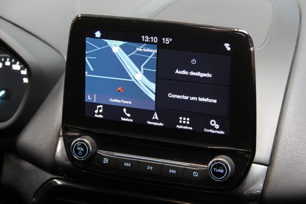 Imagem do veículo FORD ECOSPORT 1.5 TI-VCT FLEX FREESTYLE AUTOMÁTICO