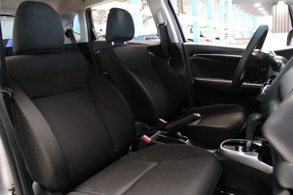 Imagem do veículo HONDA FIT 1.5 lx 16v flex 4p automatico