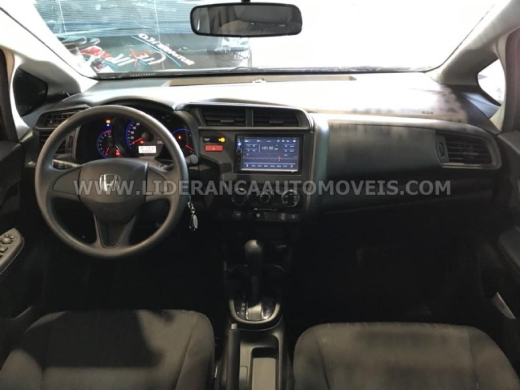 Imagem do veículo HONDA FIT DX 1.5 (AUT) (2017)