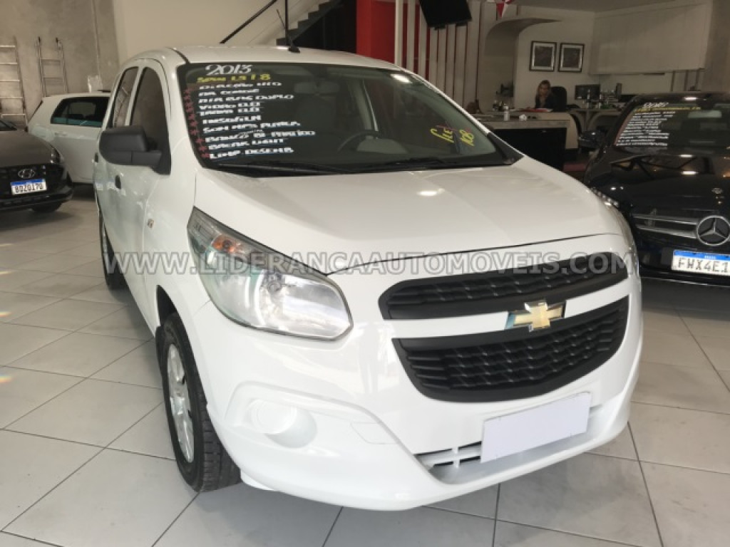 CHEVROLET SPIN 1.8 LS 8V FLEX 4P MANUAL (2013)