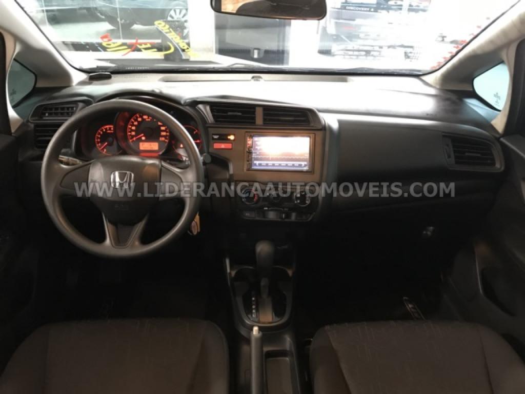 Imagem do veículo HONDA FIT 1.5 lx 16v flex 4p manual