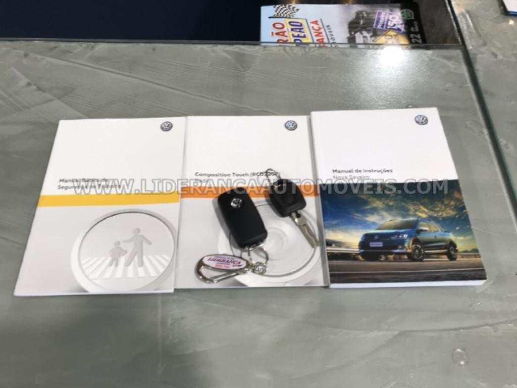 Imagem do veículo VOLKSWAGEN SAVEIRO 1.6 CROSS CD 16V FLEX 2P MANUAL (2018)