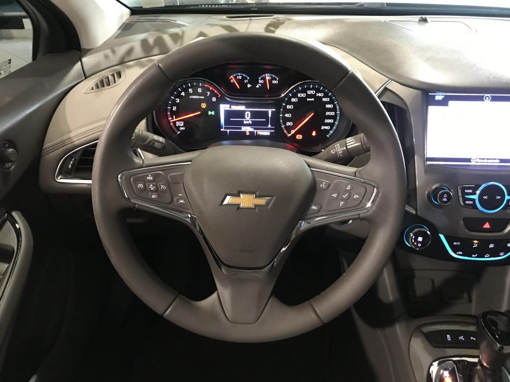 Imagem do veículo CHEVROLET CRUZE 1.4 TURBO LTZ 16V FLEX 4P AUTOMÁTICO (2018)