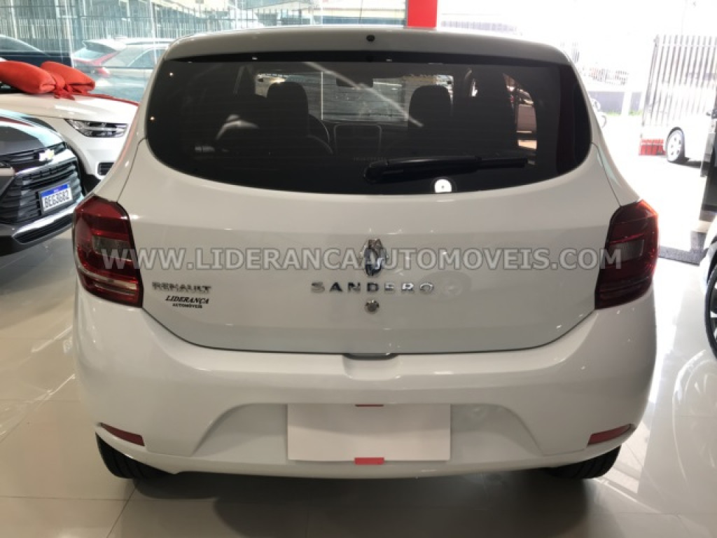 Imagem do veículo RENAULT SANDERO 1.0 12V SCE FLEX AUTHENTIQUE MANUAL (2017)