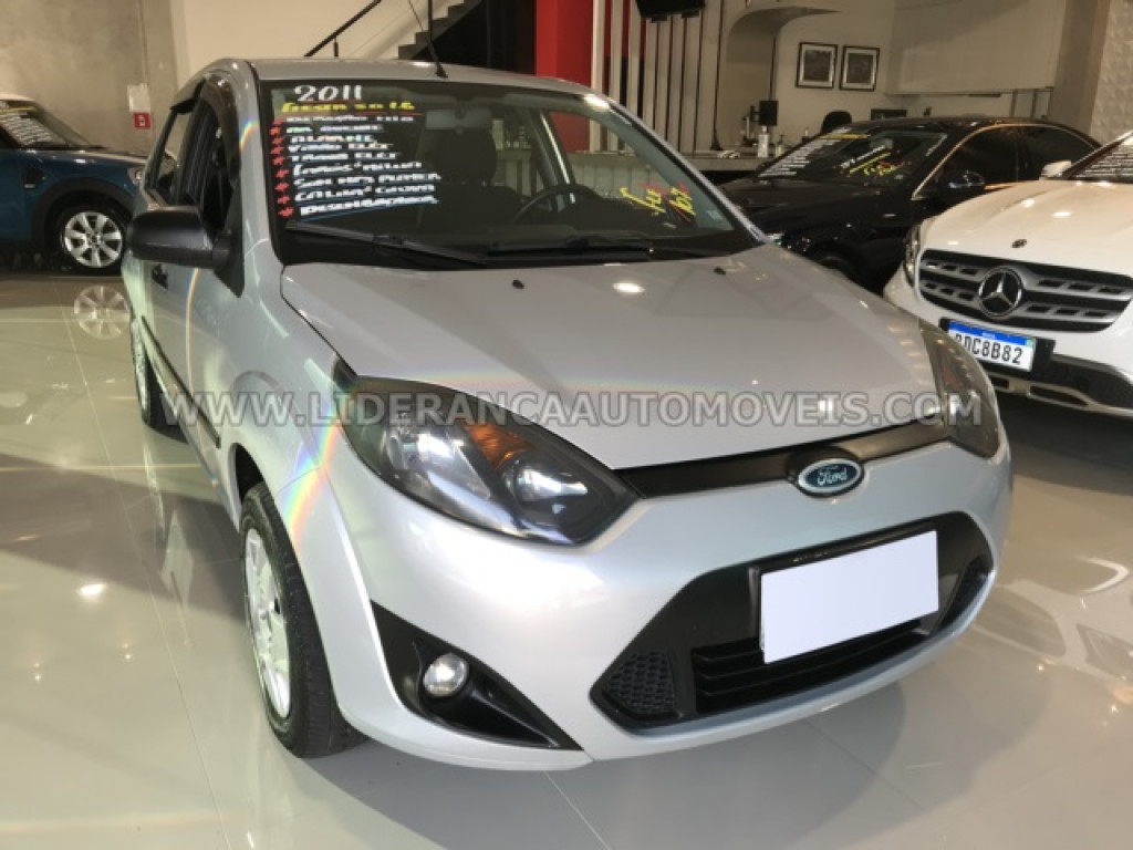 FORD FIESTA 1.6 MPI SEDAN 8V FLEX 4P MANUAL (2011)