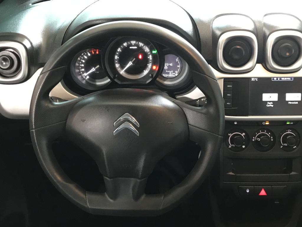 Imagem do veículo CITROËN AIRCROSS 1.6 VTI 120 FLEX LIVE MANUAL