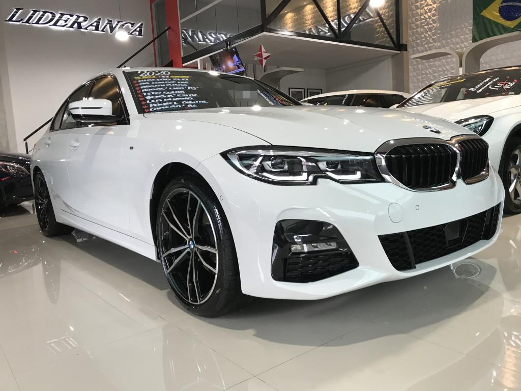 Imagem do veículo BMW 320i 2.0 M SPORT TURBO 4P AUTOMÁTICO