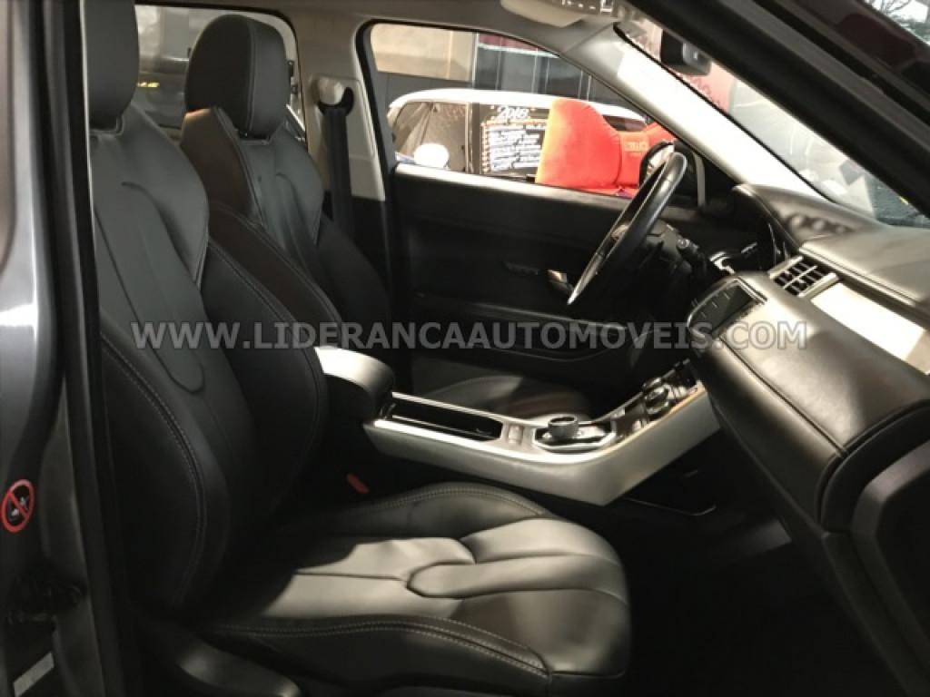 Imagem do veículo LAND ROVER RANGE ROVER EVOQUE 2.0 prestige 4wd 16v gasolina 4p automatico