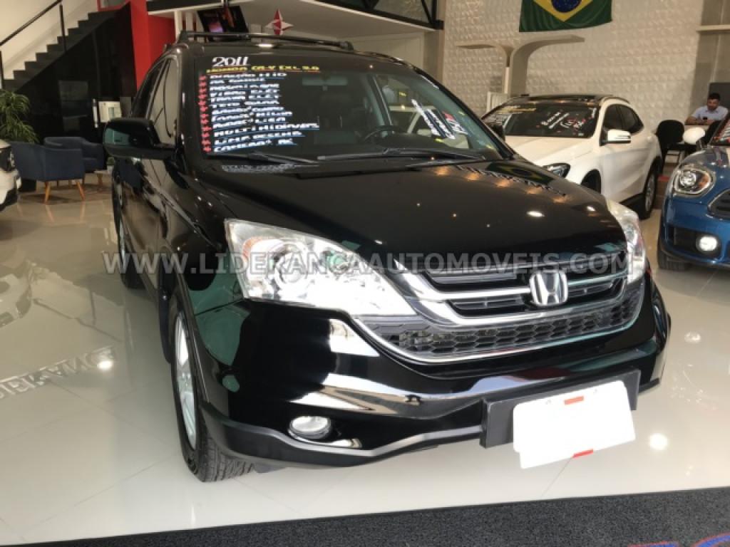 HONDA CRV 2.0 EXL 4X2 16V GASOLINA 4P AUTOMÁTICO