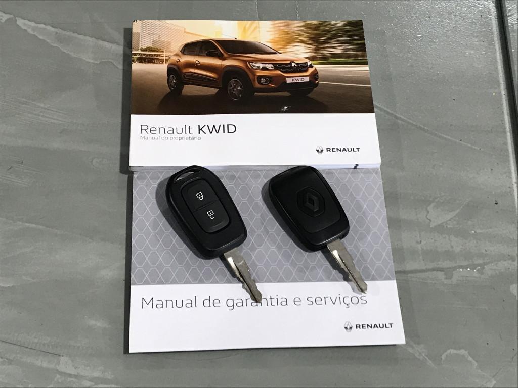 Imagem do veículo RENAULT KWID 1.0 12V SCE FLEX ZEN MANUAL