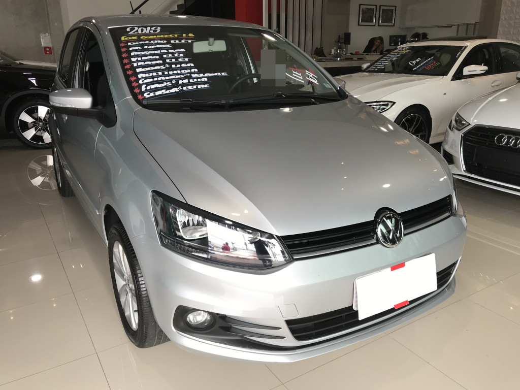 VOLKSWAGEN FOX 1.6 MSI TOTAL FLEX CONNECT 4P I-MOTION