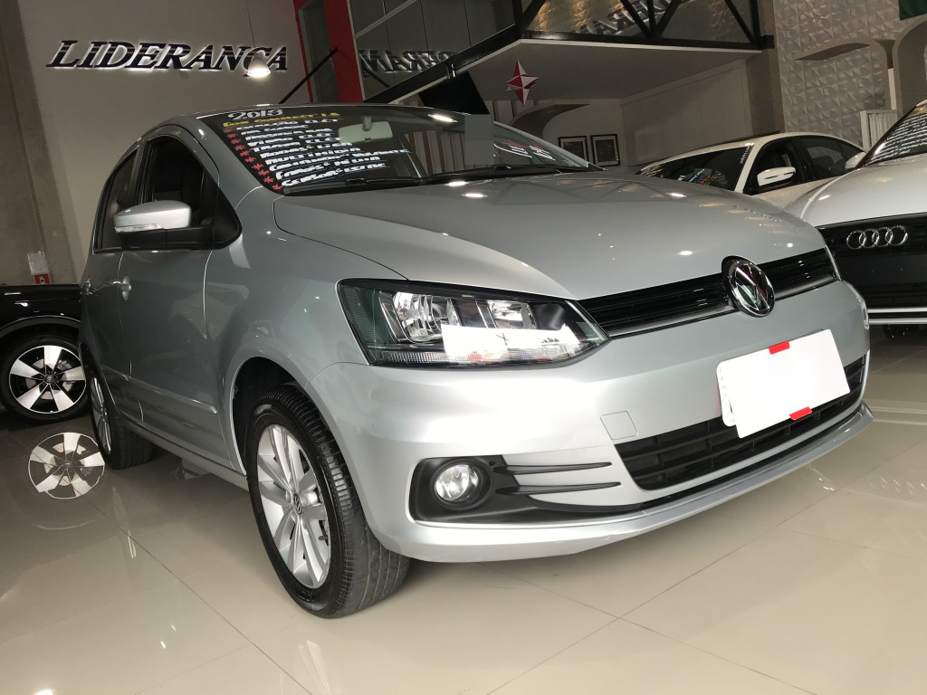 Imagem do veículo VOLKSWAGEN FOX 1.6 MSI TOTAL FLEX CONNECT 4P I-MOTION