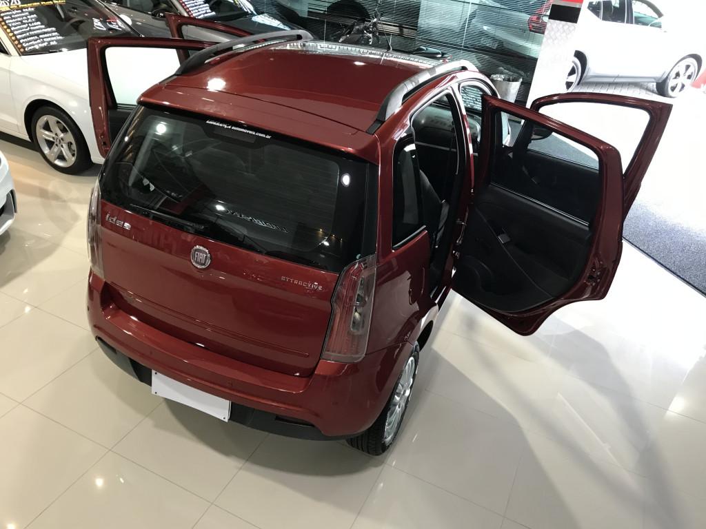 Imagem do veículo FIAT IDEA 1.4 mpi attractive 8v flex 4p manual