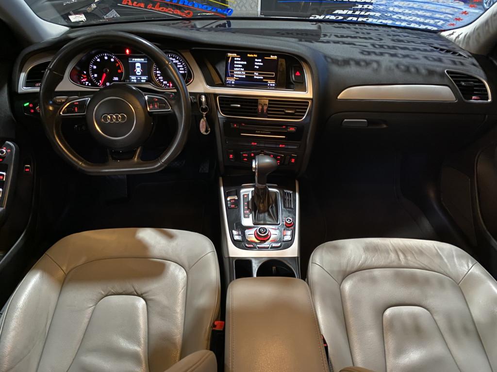 Imagem do veículo AUDI A4 1.8 TFSI AMBIENTE GASOLINA 4P MULTITRONIC