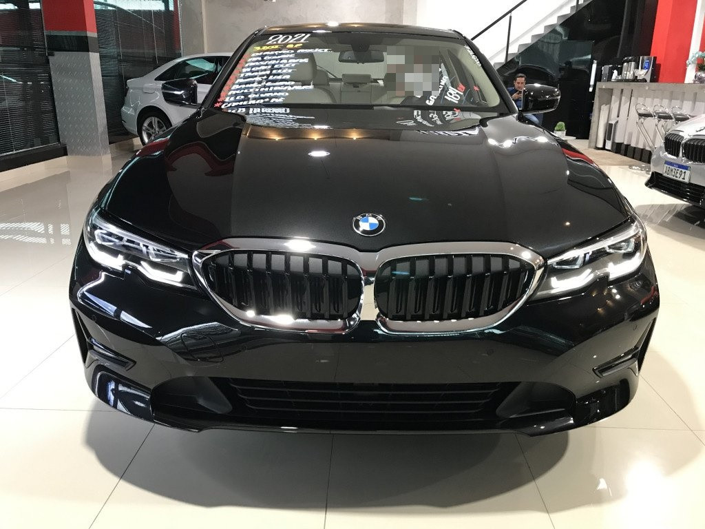 Imagem do veículo BMW 320i 2.0 16V TURBO GASOLINA GP AUTOMÁTICO