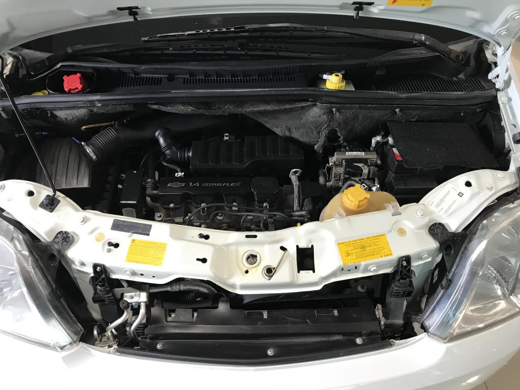 Imagem do veículo CHEVROLET MERIVA 1.4 MPFI MAXX 8V ECONO.FLEX 4P MANUAL