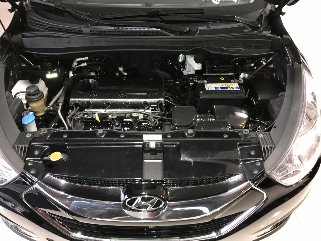 Imagem do veículo HYUNDAI IX35 2.0 MPFI 16V FLEX 4P AUTOMÁTICO