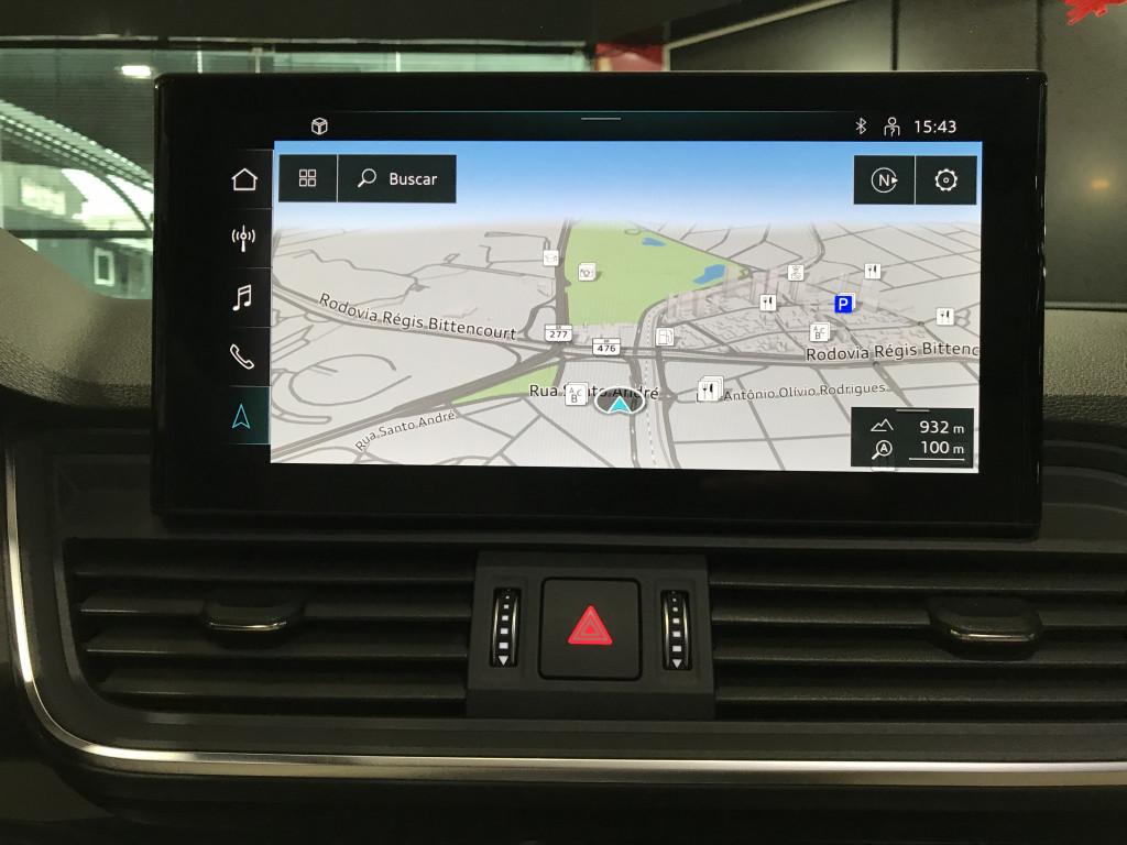Imagem do veículo AUDI Q5 2.0 TFSI GASOLINA BLACK S TRONIC - PRONTA ENTREGA