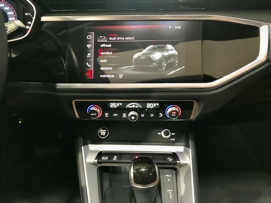 Imagem do veículo AUDI Q3 1.4 35 TFSI FLEX PRESTIGE PLUS S TRONIC . C/ CARREGADOR DE INDUÇÃO