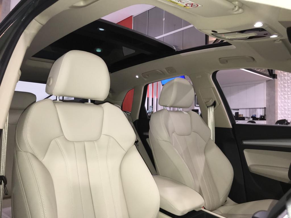 Imagem do veículo AUDI Q5 2.0 45 TFSI GASOLINA S-LINE QUATTRO S TRONIC *0KM EMPLACADO* *PRONTA ENTREGA*