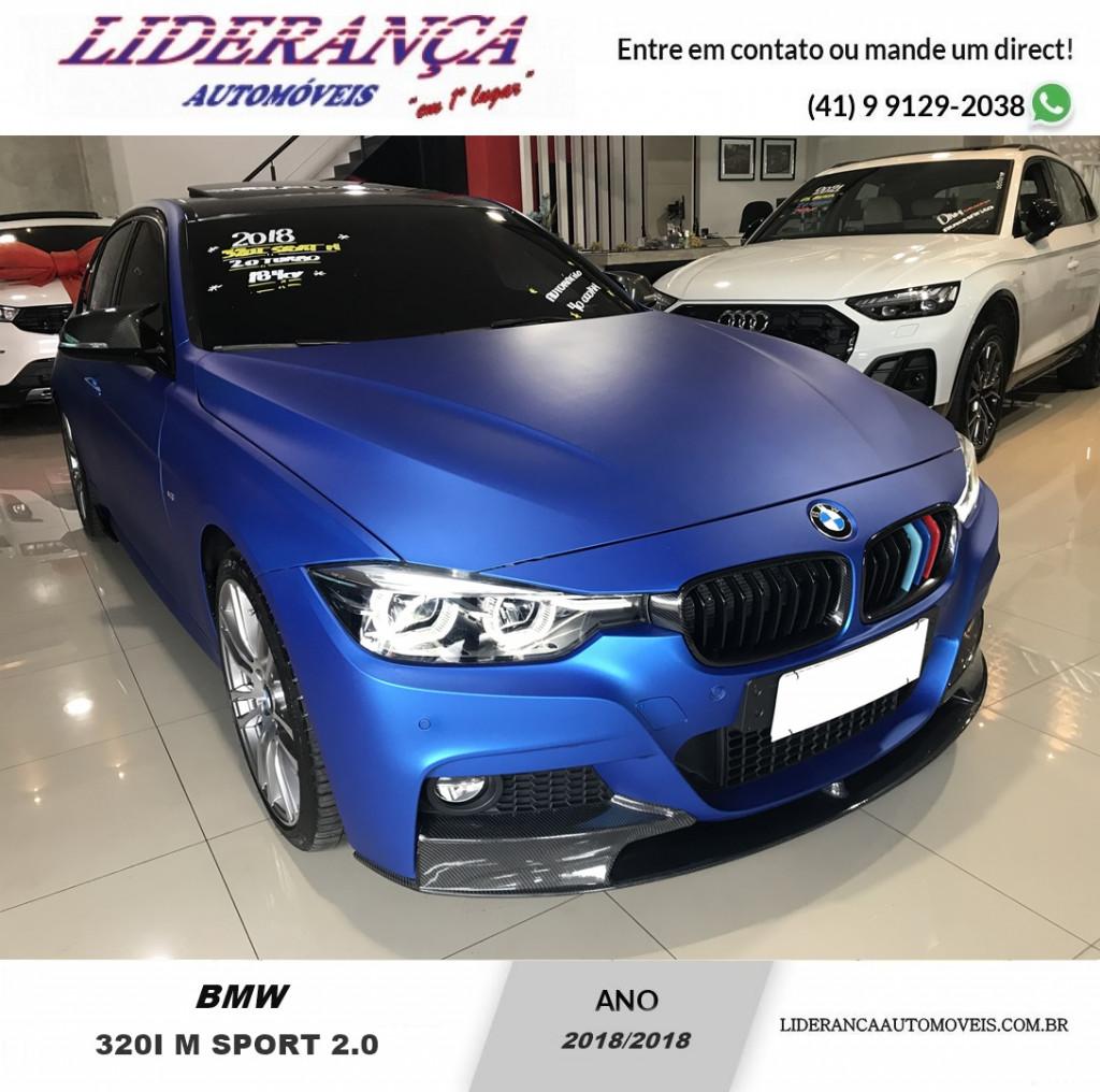 BMW 320i 2.0 16V TURBO FLEX M SPORT AUTOMÁTICO