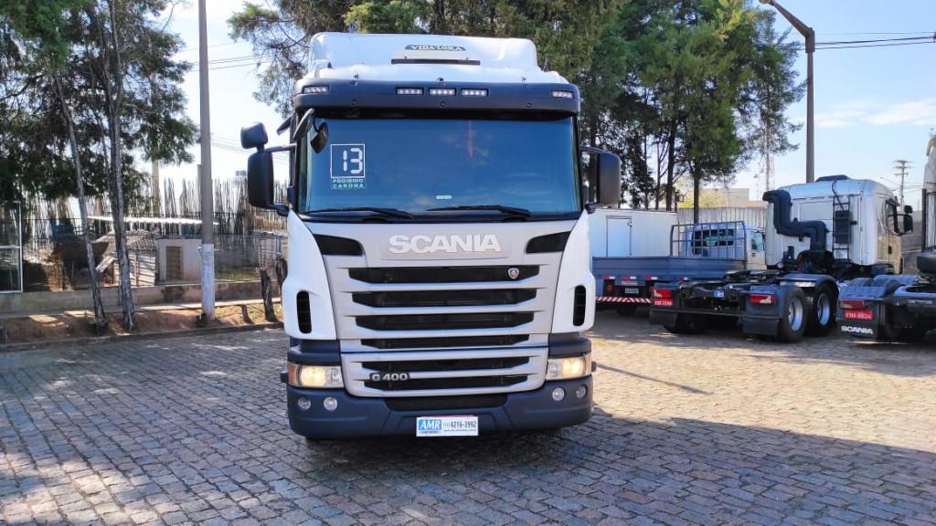 Imagem do veículo SCANIA G 400 A 6x2 3-Eixos 2P (E5)