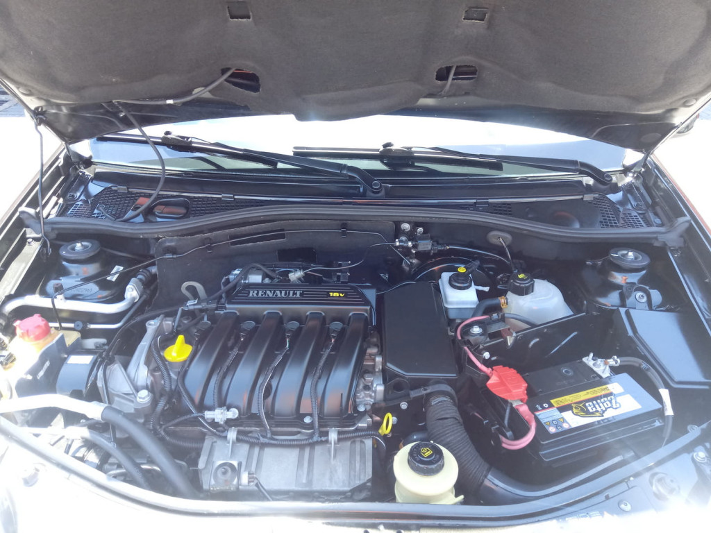 Imagem do veículo Renault Sandero Privilege Hiflex 1.6 16v 5p Aut