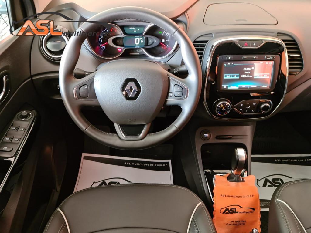 Imagem do veículo Renault Captur Intense 1.6 16v Automatico