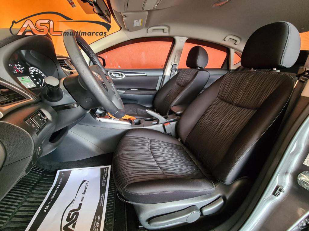 Imagem do veículo Nissan Sentra S 2.0 16v Xtronic Cvt