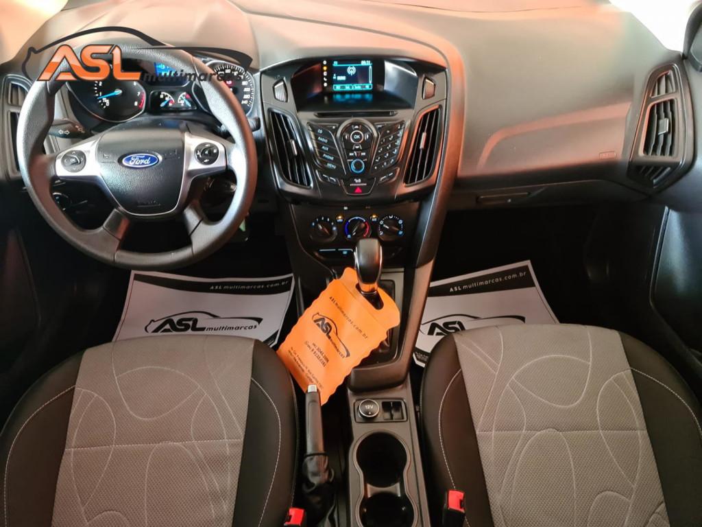Imagem do veículo Ford Focus Sedan S 2.0 16v Flex Aut.