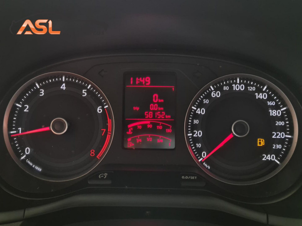 Imagem do veículo Volkswagen Voyage Comfortline 1.6 8v