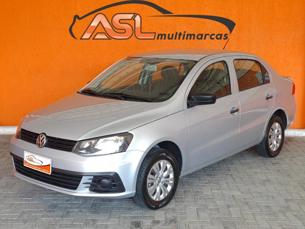 Volkswagen Voyage Trendline 1.6 8v Msi